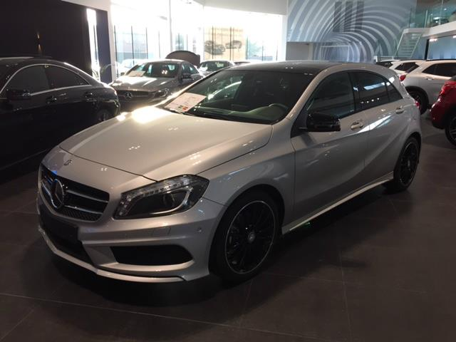 Mercedes-Benz A 180 CDI AMG Line Nightpack