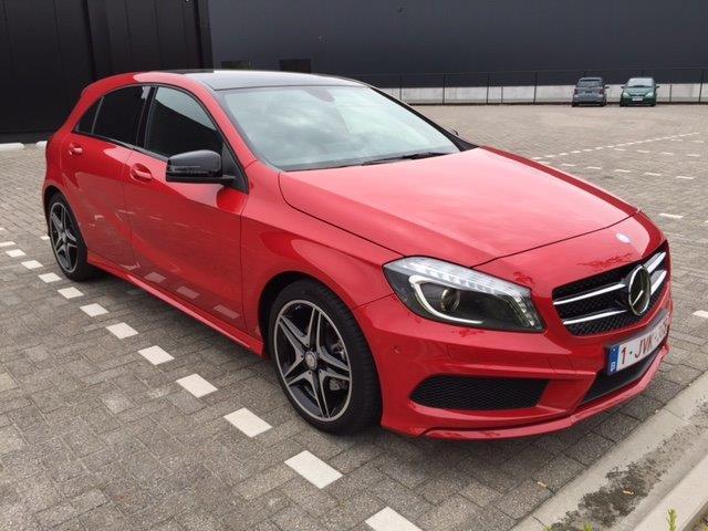 Mercedes-Benz A 180 CDI AMG Line - Panoramadak