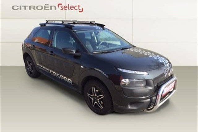 C4 Cactus 1.6 BlueHDi 100 BVM / MAN EURO 6 FEEL
