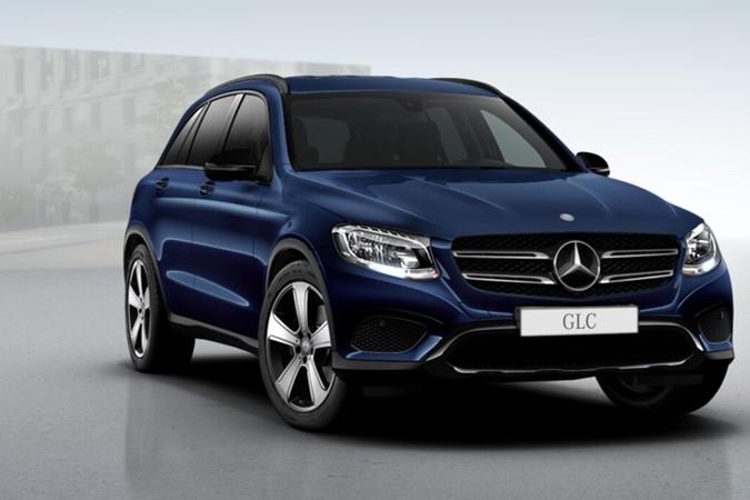 Mercedes-Benz GLC 220 D 4MATIC (ref: 0751381557)