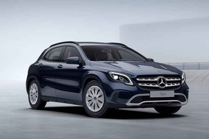 Mercedes-Benz GLA 180 D Sport Utility Vehicle (ref: 0751381253)