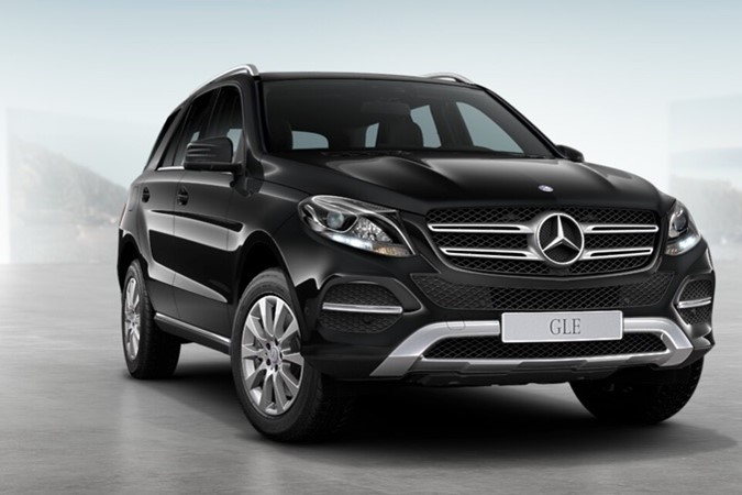 Mercedes-Benz GLE 350 D 4MATIC (ref: 0551325308)
