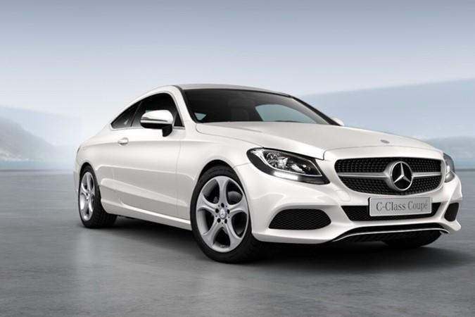 Mercedes-Benz C 180 Coupé (ref: 0651375985)