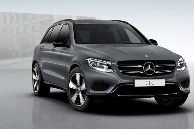 Mercedes-Benz GLC 220 D 4MATIC (ref: 0551324569)