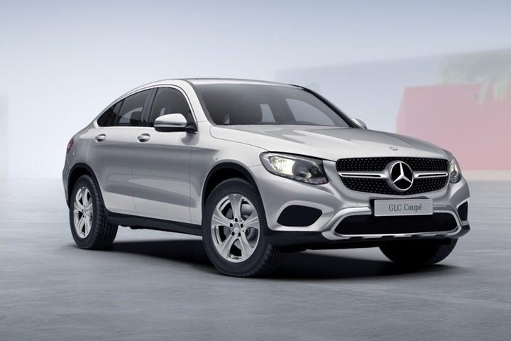 Mercedes-Benz GLC 220 D 4MATIC Coupé (ref: 0651396138)