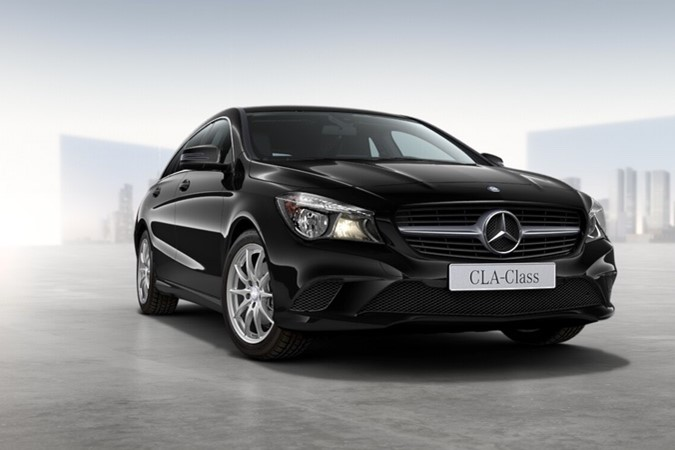 mercedes benz cla 180 shooting brake ref 0651373643. Black Bedroom Furniture Sets. Home Design Ideas