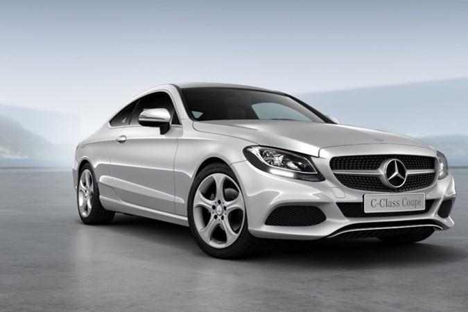 Mercedes-Benz C 180 Coupé (ref: 0651367556)