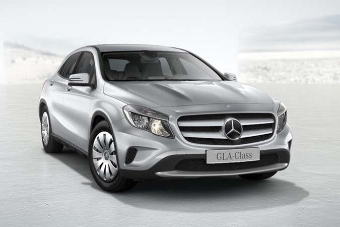 Mercedes-Benz GLA 180 D (ref: 0551327488)
