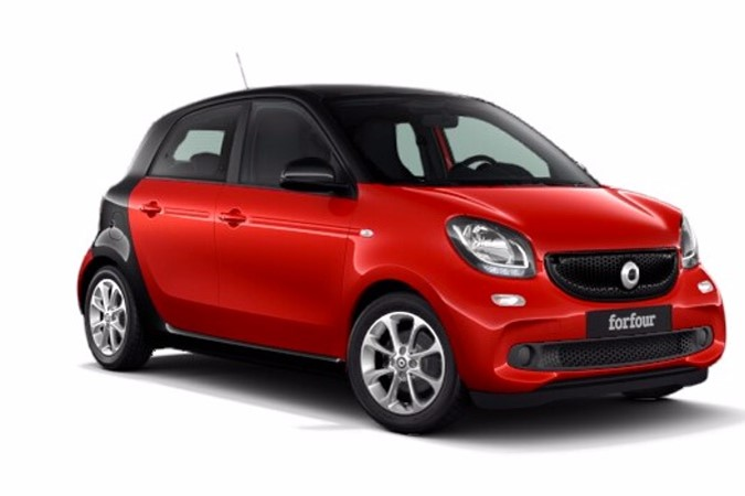 Smart Smart Forfour 52 Kw (ref: 0751329210)