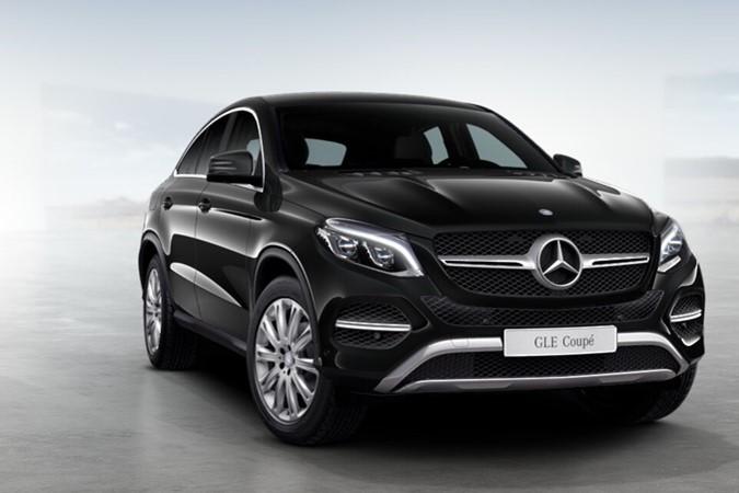 Mercedes-Benz GLE 350 D 4MATIC Coupé (ref: 0651351360)