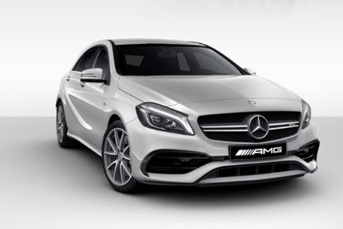 Mercedes-Benz Mercedes-AMG A 45 4MATIC (ref: 0751382111)