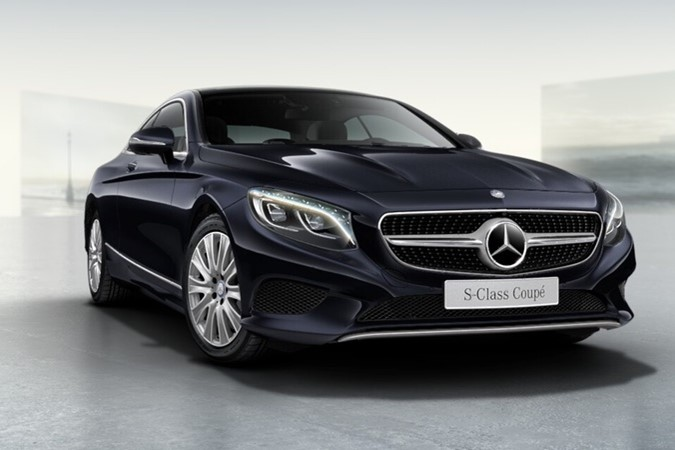 Mercedes-Benz S 500 Coupé 4MATIC (ref: 0451378061)