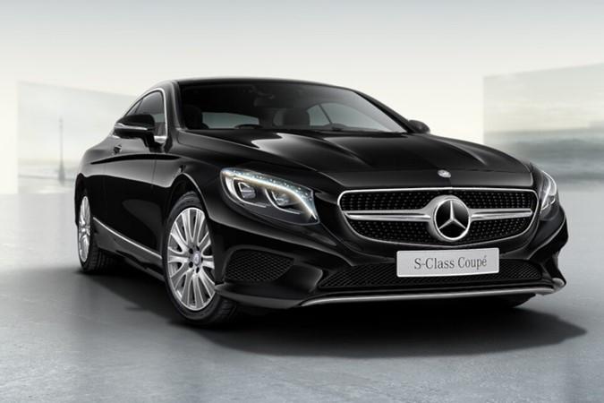 Mercedes-Benz S 500 Coupé 4MATIC (ref: 0451369987)