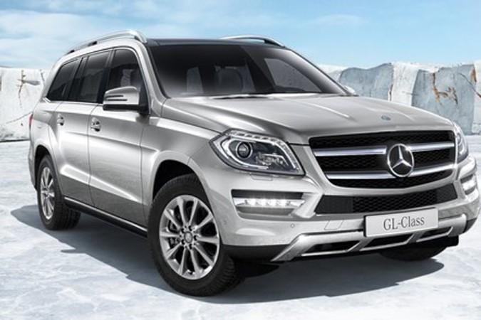 Mercedes-Benz GL 350 Bluetec 4MATIC (ref: 0451378086)