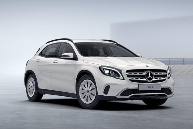 Mercedes-Benz GLA 200 D Sport Utility Vehicle (ref: 0751381851)