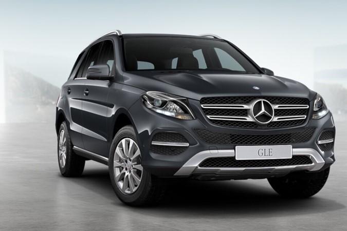Mercedes-Benz GLE 250 D 4MATIC (ref: 0551391021)