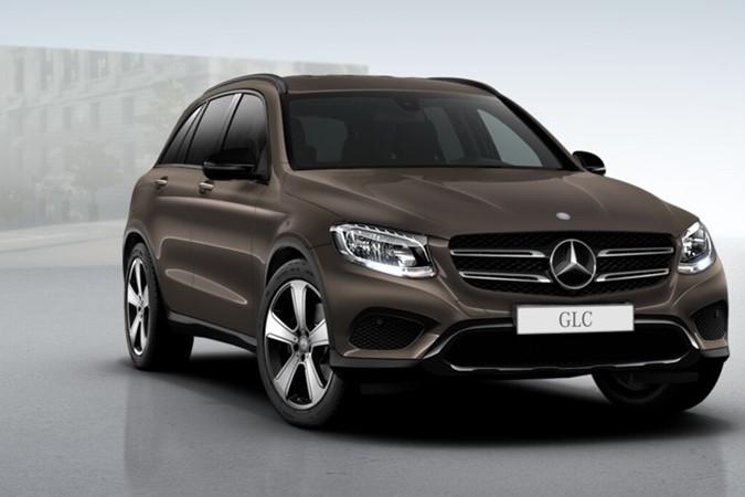 Mercedes-Benz GLC 220 D 4MATIC (ref: 0751381559)