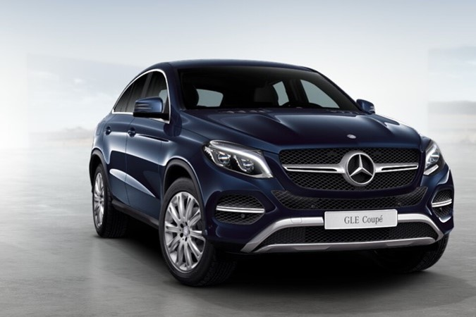 Mercedes-Benz GLE 350 D 4MATIC Coupé (ref: 0651359877)